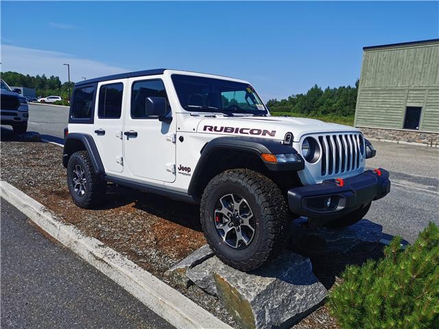 2021 Jeep Wrangler Unlimited Rubicon (Stk: 21-259) in Huntsville - Image 1 of 5