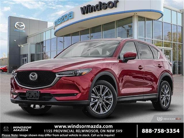 2021 Mazda CX-5 Signature (Stk: C526324) in Windsor - Image 1 of 23
