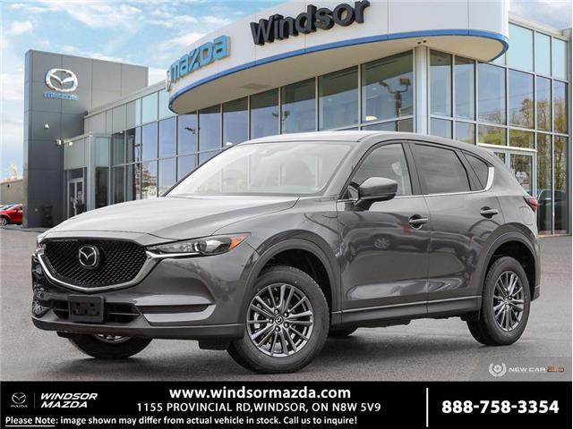 2021 Mazda CX-5 GS (Stk: C514647) in Windsor - Image 1 of 23