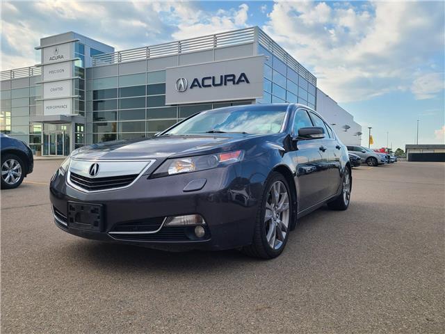 2014 Acura TL Elite 19UUA9F71EA800185 A4457A in Saskatoon