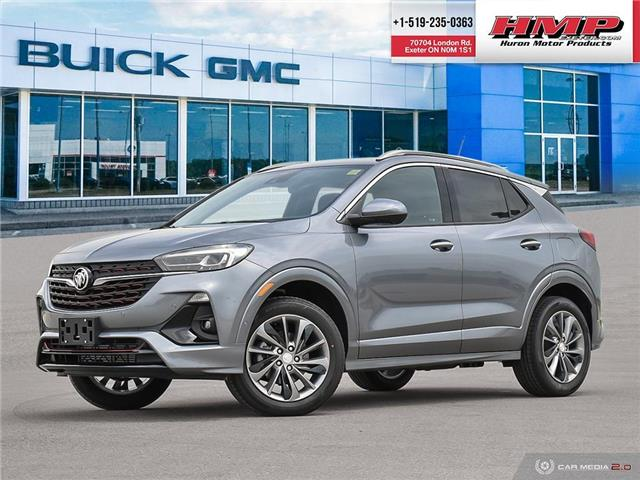 2022 Buick Encore GX Essence (Stk: 91251) in Exeter - Image 1 of 27