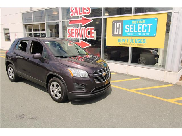 2015 Chevrolet Trax LS (Stk: PW2111) in St. John\'s - Image 1 of 18