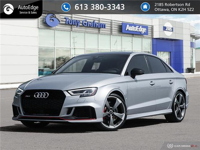 2018 Audi RS 3 2.5T (Stk: A0779) in Ottawa - Image 1 of 28