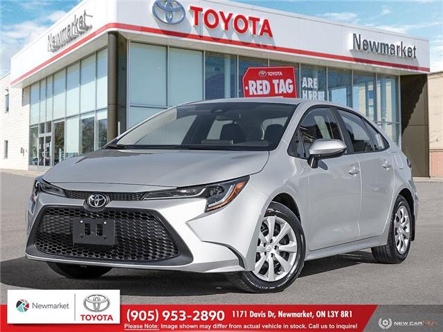 2021 Toyota Corolla LE (Stk: 36433) in Newmarket - Image 1 of 21