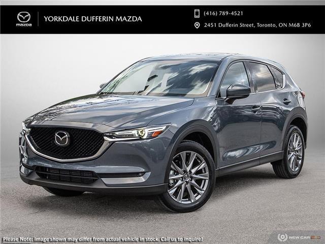 2021 Mazda CX-5 GT w/Turbo (Stk: 211195) in Toronto - Image 1 of 23