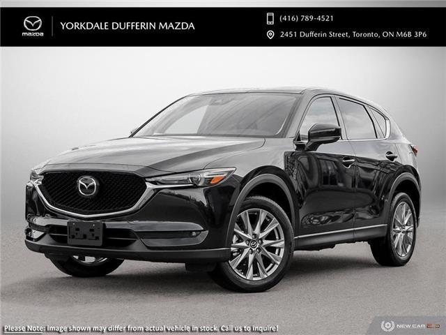 2021 Mazda CX-5 GT w/Turbo (Stk: 211198) in Toronto - Image 1 of 23