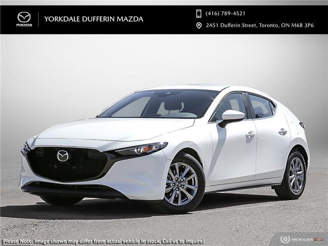 2021 Mazda Mazda3 Sport GS (Stk: 211190) in Toronto - Image 1 of 23