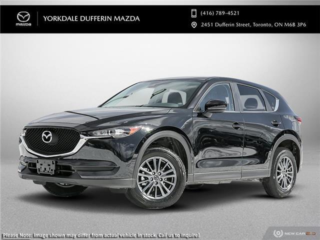 2021 Mazda CX-5 GX (Stk: 211191) in Toronto - Image 1 of 23