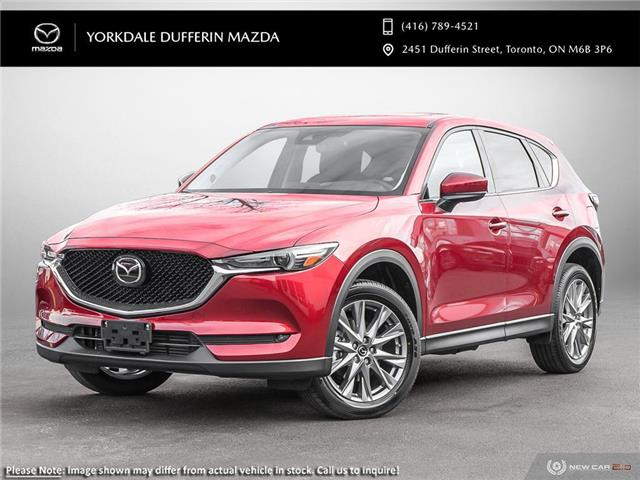 2021 Mazda CX-5 GT w/Turbo (Stk: 211193) in Toronto - Image 1 of 23