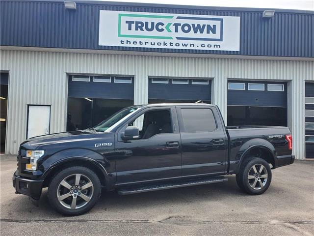 2017 Ford F-150  (Stk: T0465) in Smiths Falls - Image 1 of 21