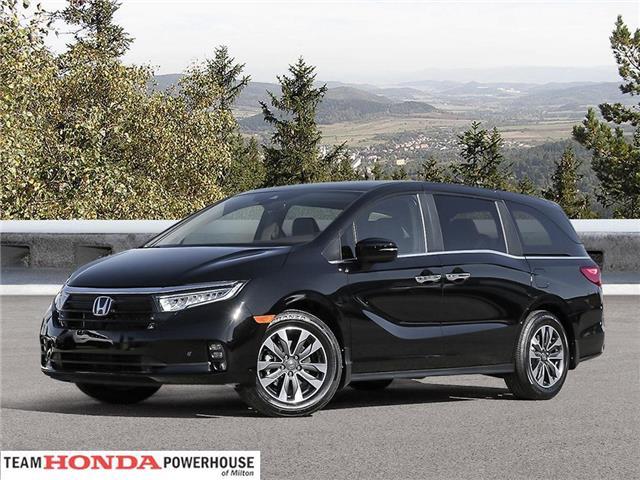 2022 Honda Odyssey EX-L Navi (Stk: 22052) in Milton - Image 1 of 23