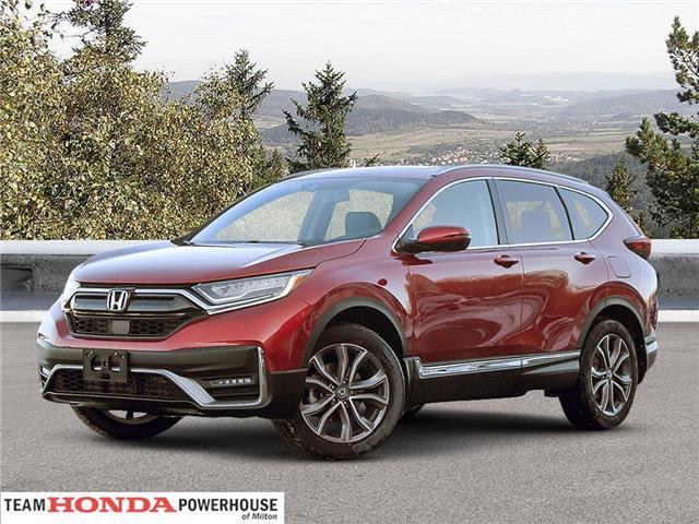 2021 Honda CR-V Touring (Stk: 21455) in Milton - Image 1 of 23