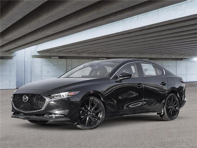 2021 Mazda Mazda3 GT w/Turbo (Stk: 21-0356) in Mississauga - Image 1 of 22
