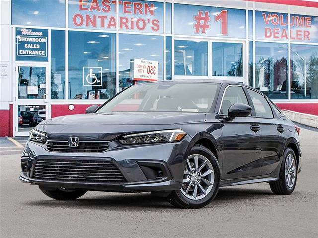 2022 Honda Civic EX (Stk: 347530) in Ottawa - Image 1 of 23