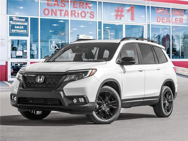 2021 Honda Passport Sport (Stk: 347250) in Ottawa - Image 1 of 23
