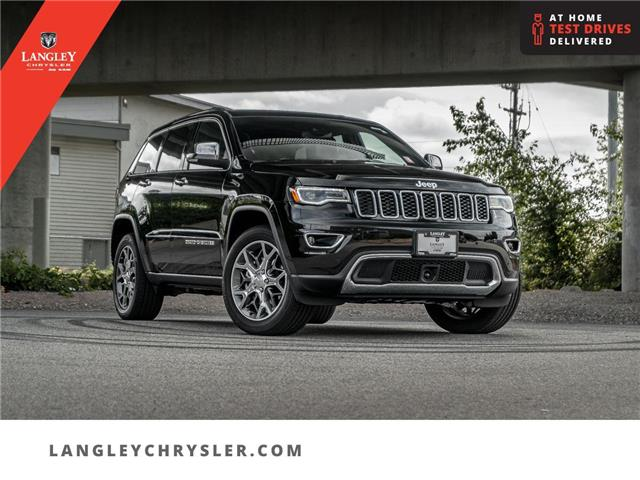 2021 Jeep Grand Cherokee Limited (Stk: M651456A) in Surrey - Image 1 of 28