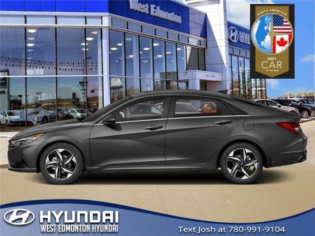 2021 Hyundai Elantra N Line (Stk: EL13630) in Edmonton - Image 1 of 1