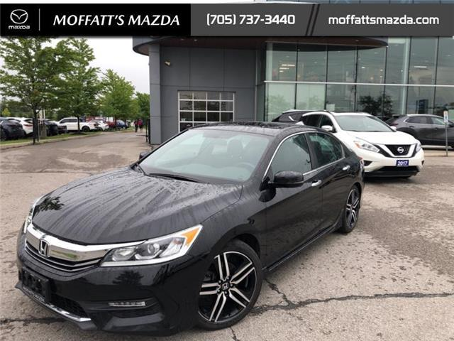 2016 Honda Accord Sport (Stk: P9278A) in Barrie - Image 1 of 23