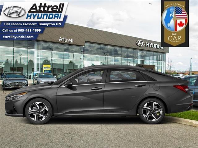 2021 Hyundai Elantra Ultimate  Tech IVT (Stk: 37519) in Brampton - Image 1 of 1