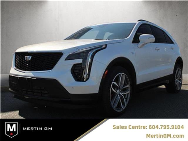 2021 Cadillac XT4 Sport (Stk: 216-1399) in Chilliwack - Image 1 of 14