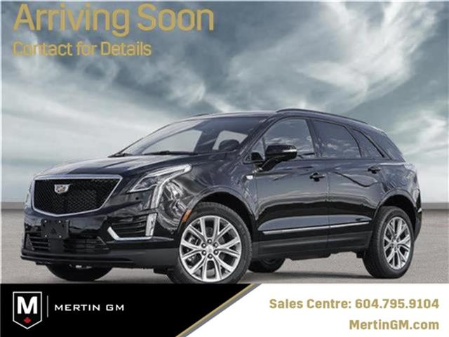 2021 Cadillac XT5 Sport (Stk: 216-9970) in Chilliwack - Image 1 of 23