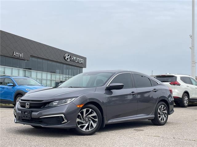 2019 Honda Civic EX (Stk: 37355A) in Brampton - Image 1 of 24
