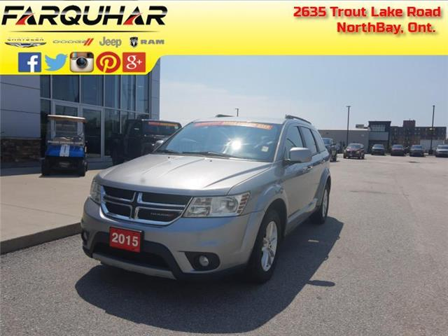 2015 Dodge Journey SXT (Stk: 21214A) in North Bay - Image 1 of 30