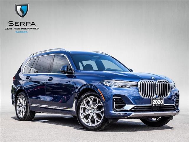 2020 BMW X7 xDrive40i (Stk: CP065) in Aurora - Image 1 of 29