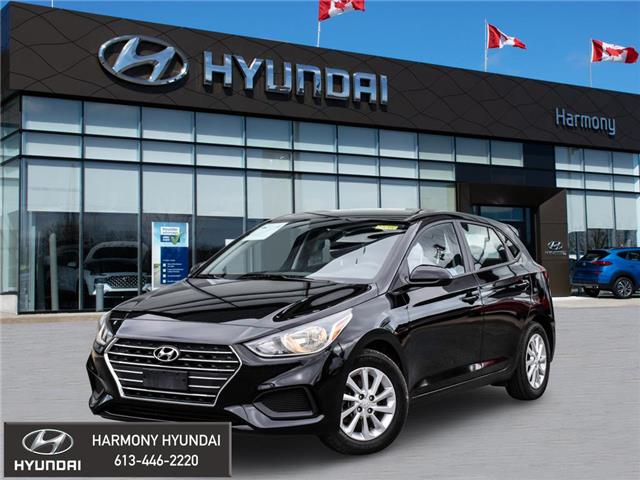 2019 Hyundai Accent Preferred (Stk: 22011b) in Rockland - Image 1 of 28