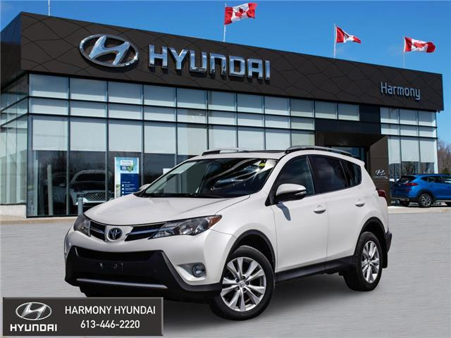 2014 Toyota RAV4  (Stk: 21257A) in Rockland - Image 1 of 30