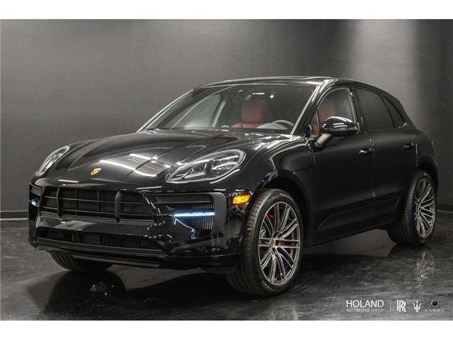 2021 Porsche Macan GTS AWD - LEASE ONLY (Stk: P0903) in Montreal - Image 1 of 30