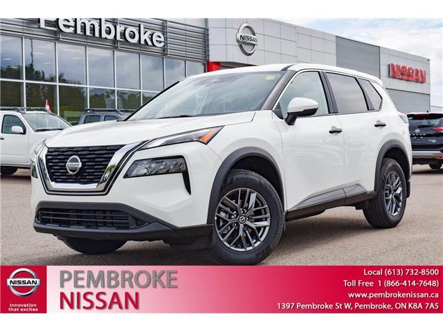 2021 Nissan Rogue S (Stk: 21153) in Pembroke - Image 1 of 30