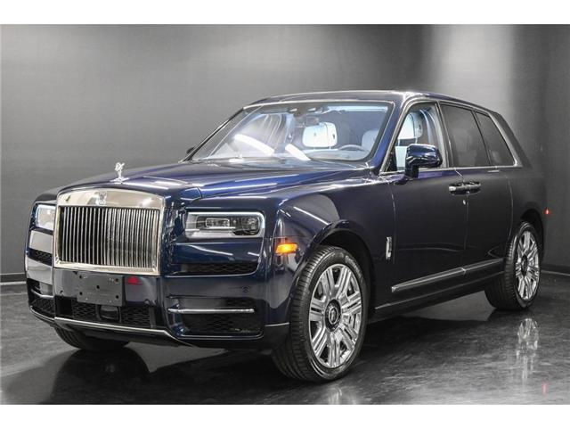 2019 Rolls-Royce Cullinan - Just Arrived! (Stk: P0898) in Montreal - Image 1 of 30