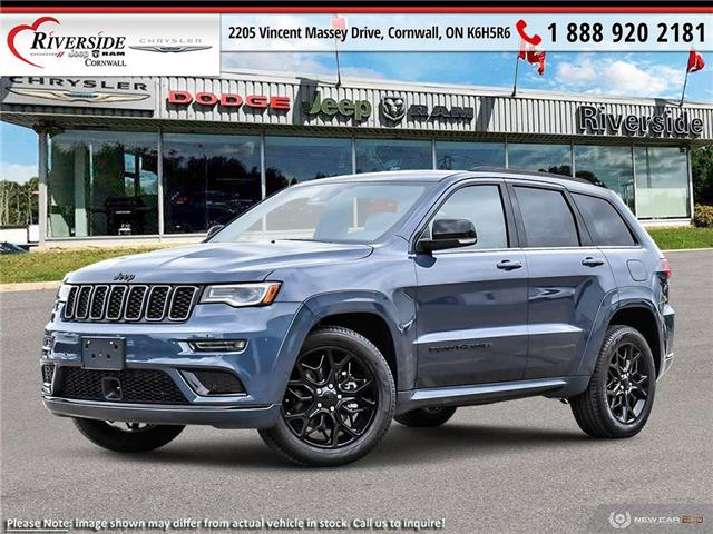 2021 Jeep Grand Cherokee Limited (Stk: ) in Cornwall - Image 1 of 23