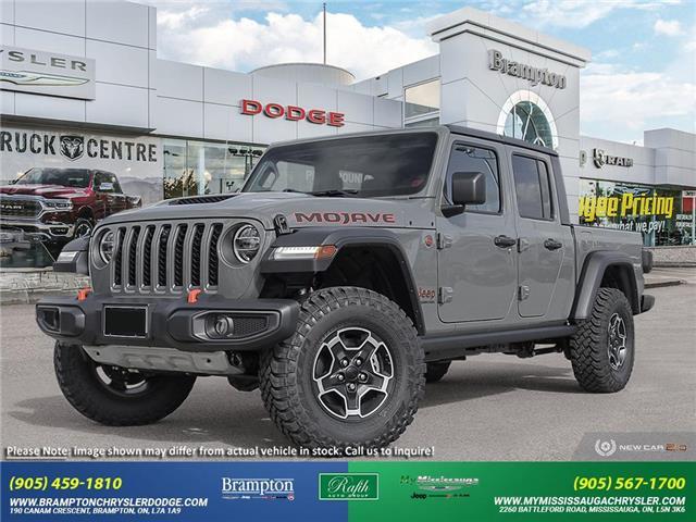 2021 Jeep Gladiator Mojave (Stk: ) in Brampton - Image 1 of 23