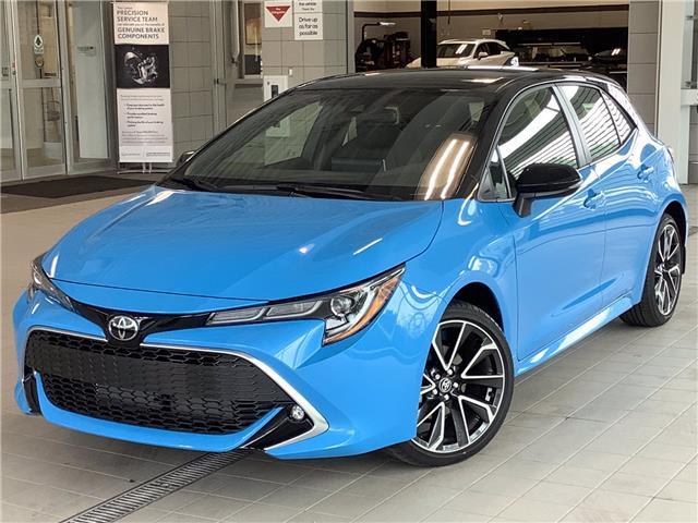 2021 Toyota Corolla Hatchback Base (Stk: 23067) in Kingston - Image 1 of 26