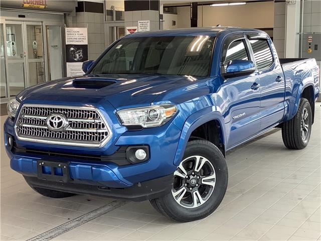 2016 Toyota Tacoma SR5 (Stk: 23045A) in Kingston - Image 1 of 12