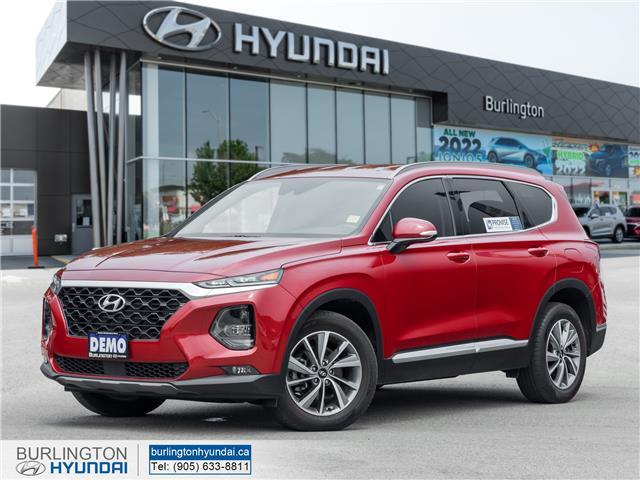 2019 Hyundai Santa Fe Preferred 2.0 5NMS3CAA0KH019630 N9842 in Burlington