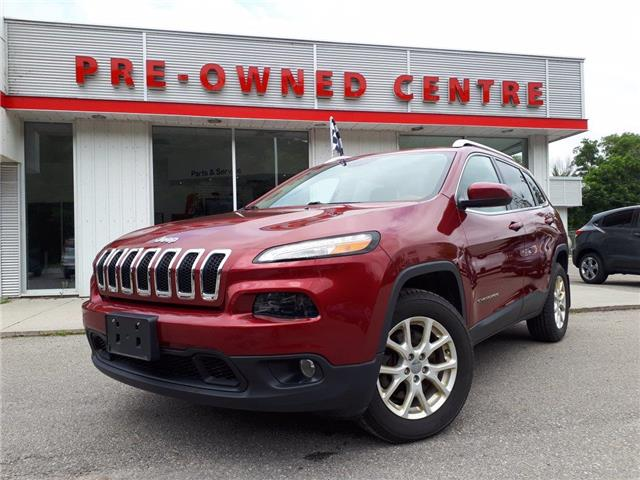 2015 Jeep Cherokee North (Stk: E-2551A) in Brockville - Image 1 of 30