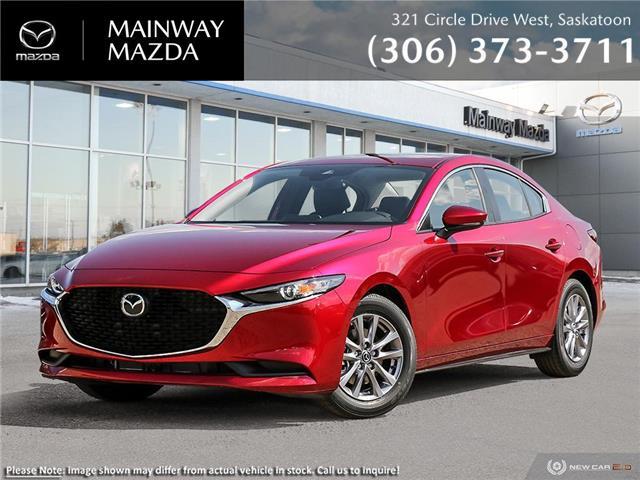 2021 Mazda Mazda3 GS i-ACTIV AWD (Stk: M21398) in Saskatoon - Image 1 of 22