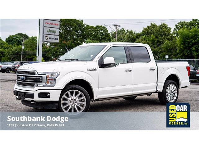 2020 Ford F-150 Limited (Stk: P923217) in OTTAWA - Image 1 of 21