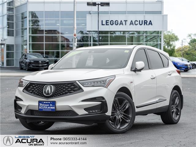 2019 Acura RDX A-Spec (Stk: 4503) in Burlington - Image 1 of 25