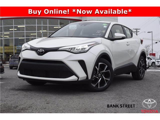 2021 Toyota C-HR XLE Premium (Stk: 19-29408) in Ottawa - Image 1 of 24