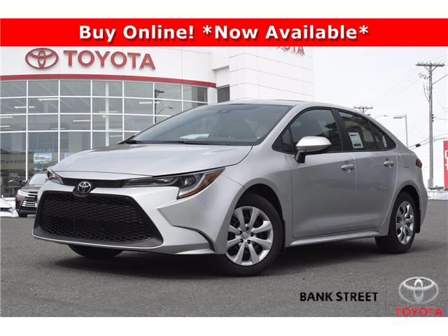 2021 Toyota Corolla LE (Stk: 19-29418) in Ottawa - Image 1 of 23