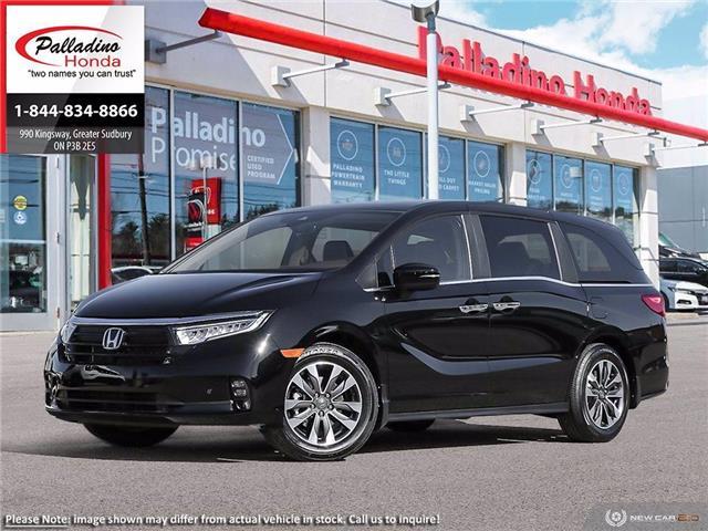 2022 Honda Odyssey EX-L RES (Stk: 23448) in Greater Sudbury - Image 1 of 23