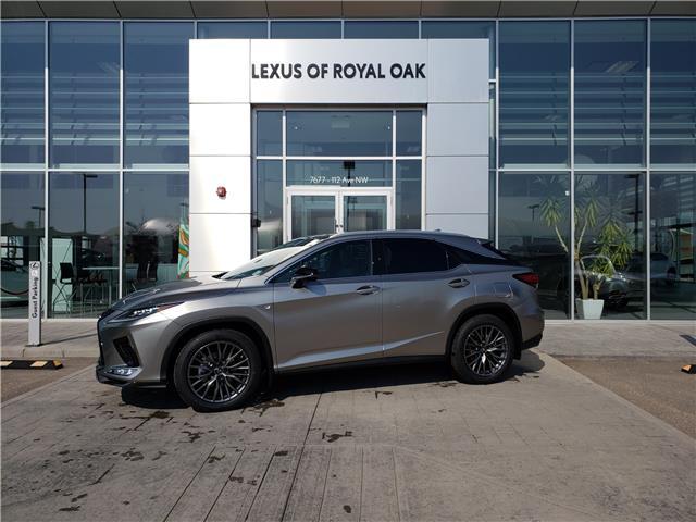 2021 Lexus RX 350 Base (Stk: L21487) in Calgary - Image 1 of 12