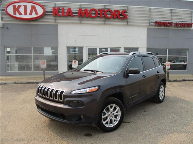 2016 Jeep Cherokee North (Stk: 41127A) in Prince Albert - Image 1 of 12
