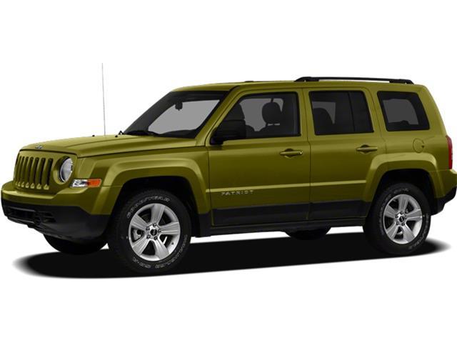 2012 Jeep Patriot Sport/North (Stk: P833) in Brandon - Image 1 of 1
