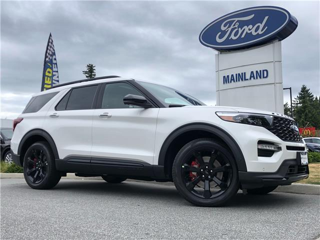 2021 Ford Explorer ST (Stk: 21EX6130) in Vancouver - Image 1 of 30