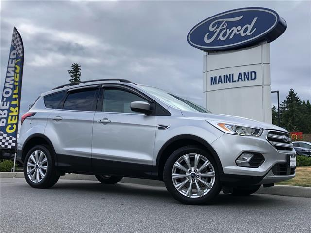 2019 Ford Escape SEL (Stk: 21ES0720A) in Vancouver - Image 1 of 29
